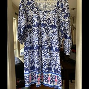 Lily dress - 3/4 length sleeves. Worn once!